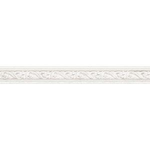 SELENA бордюр вертикальный серый   7×60