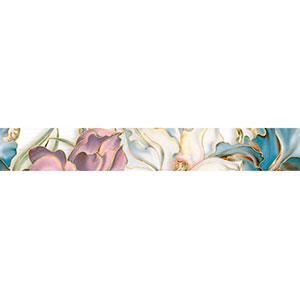 BATIK бордюр вертикальный серый   7×50