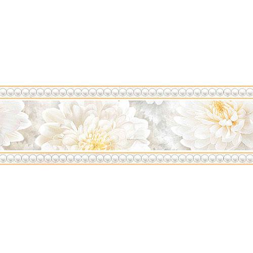 ELEGANCE бордюр широкий серый  23×9,5