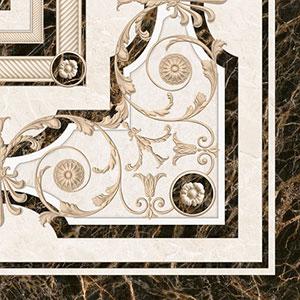 FENIX декор напольный бежевый   43х43