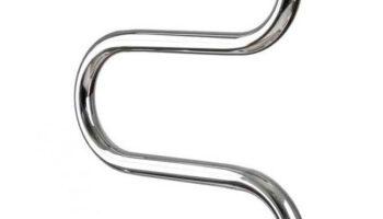 Рушникосушка Змійка 30  530х400/500 з кільцями