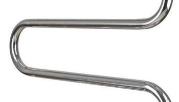 Рушникосушка Змійка 30  530х700/500 з кільцями