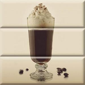 COFFEE GLASS Composicion 30 x 30