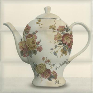 TEA 03 CREAM Composicion 30 x 30
