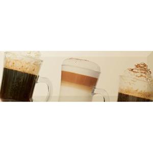 COFFEE GLASS 04 A Decor 10 x 30