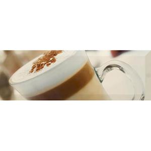 COFFEE GLASS 04 B Decor 10 x 30