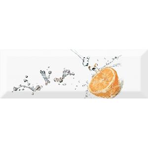 FRESH Orange Décor 10 x 30