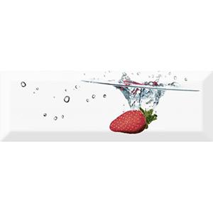 FRESH Strawberry Décor 10 x 30