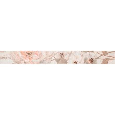 FLORENTINE MOSAIC BORDER FLOWER 7X60
