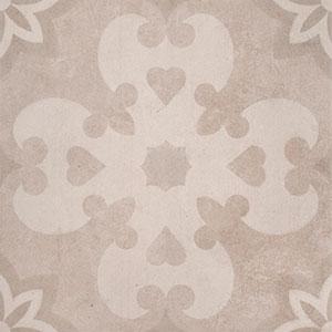 Oriental Stone beige geo 42X42