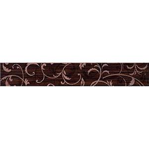 Зебрано бронза орнамент фриз 45×7