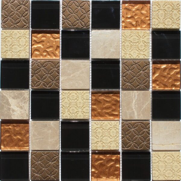 мозаїка Mix Bronze