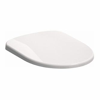 Сидіння NOVA PRO овал д/ун, дюропл., повіл. падіння, Клік2клін (М30114000)
