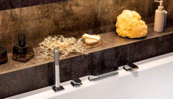 CR 025.00 Chrome Змішувач для ванни