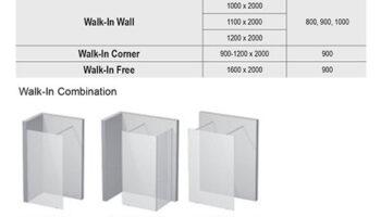 Комплект Walk In Free-160+тримач