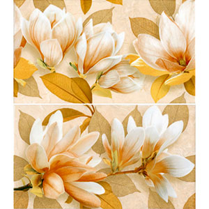 SAFARI декор-панно коричневый   46×40