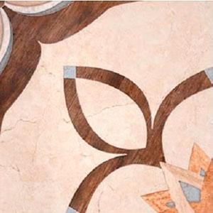 SANTORINI CIRCLE A 43X43