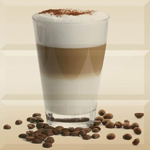 COFFEE GLASS 04 Composicion 30 x 30