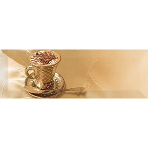 COFFEE GOLD A  Decor 10 x 30
