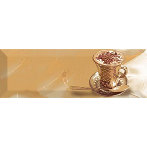 COFFEE GOLD B Decor 10 x 30