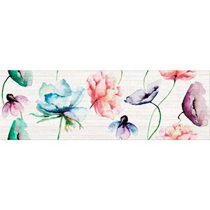 Elegant stripes inserto flower 25X75