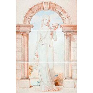 FLORENTINE MOSAIC PANNO CLASSIC 89,1X60