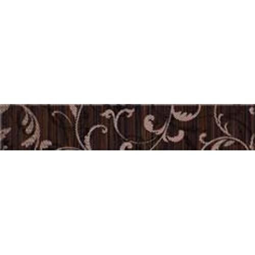 Зебрано бронза орнамент фриз 30×5,4