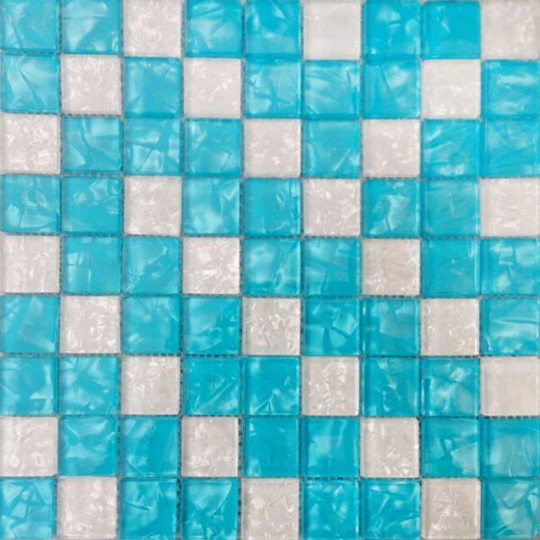 мозаїка Mix Blue