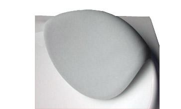 Підголовник д/ванни Rosa II, сірий