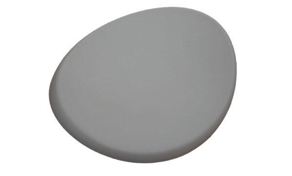 Підголовник д/ванни Evolution, сірий