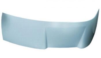 Панель д/ванни Asymmetric 160, ліва-права, фронтальна з кріпл