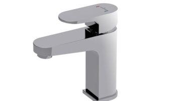 Змішувач для умивальника VIGO з донним клапаном click-clack
